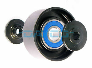 Dayco Idler Pulley for Toyota Hilux Trd GGN25R 4.0L Petrol 1GR-FE 2005-2009