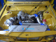 Motor / Transmission Mounts+ Rear Sump Oil Pan For Mazda RX-7 FC 13B Datsun 510