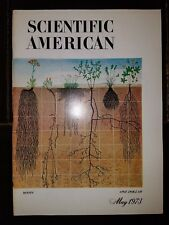"Scientific American May 1973 ""Roots"" Vintage..."