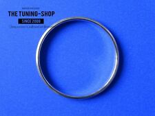 For BMW E60 E61 03-10 Chrome Ring for Ignition Aluminium Surround x1 size 46 mm