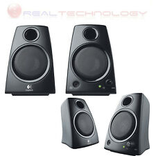 CASSE LOGITECH Z-130 2.0 Speaker Z130 10W FULL STEREO SOUND