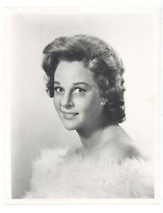 Susan Hayward 1961 Portrait Original 8x10 ELEGANT