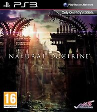 NAtURAL DOCtRINE (PS3) - BRAND NEW & SEALED UK