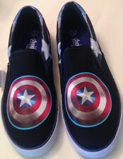 Shoes Captain America boys size 5M EUR 37.5 athletic new man made materials