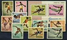 BURUNDI Lot aus 1964 postfrisch (105195)