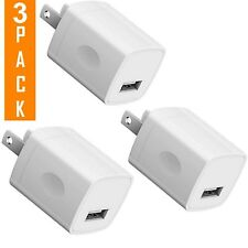 USB Wall Charger, 5V /1A Universal Portable Travel Adapter High Speed Rapid 1...