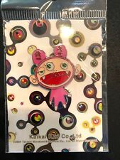 Takashi Murakami  Pin AUTHENTIC!  KaiKai KiKi, Ltd.