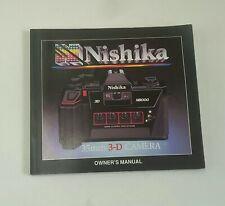 Nishika N8000 Owners Manual