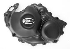 CBR1000RR Fireblade 2008 R&G Racing Engine Case Cover PAIR KEC0012BK Black
