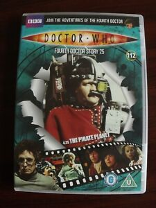 BBC Doctor Who The Pirate Planet DVD Region 2 FACT