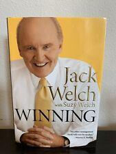 NEW    Winning by Jack Welch