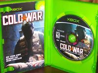 Cold War: Original XBOX Stealth-Action War Game Complete!