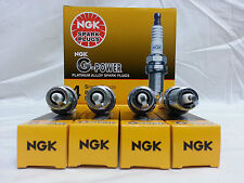 NGK MADE IN JAPAN LFR5AGP SPARK PLUG PLATINUM POWER 4-PEICES (5018)