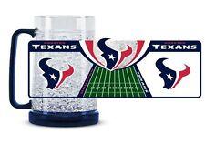 Houston Texans Freezer Mug