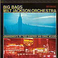 MILT JACKSON Big Bags Mono US Press 33 Tours