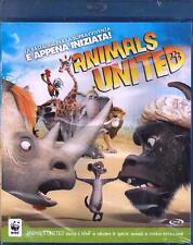Blu-ray Disc **ANIMALS UNITED** nuovo sigillato 2011