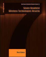 Seven Deadliest Wireless Technologies Attacks-ExLibrary