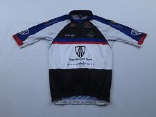 Highly Used Mens Pactimo Trek Bicycle Store Google Bike Race Cycling Jersey Sz S