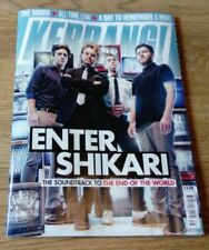 September Kerrang! Music, Dance & Theatre Magazines