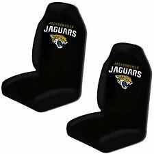 Jacksonville Jaguars Car Seat Covers High Back Licensed Pair SUV