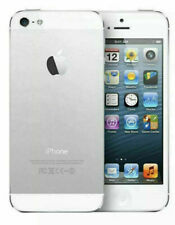 Apple iPhone 5 - 16GB - White & Silver (Unlocked) A1429 3G 4G LTE **Warranty**