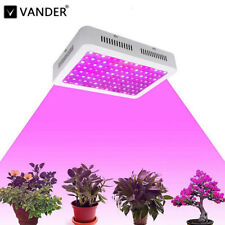 VANDER Hydro 1500W LED Grow Light Kits Full Spectrum IR for Flower Plant Medical