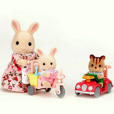 Sylvanian Families, Babys Fahr und Spiel Set, Puppenhaus Zubehör