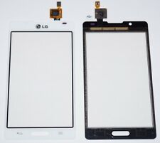 Original LG P710 Optimus L7 II Touchscreen, Touch Panel, Scheibe, Weiss, white