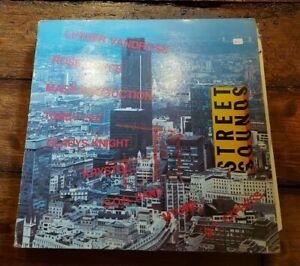 VARIOUS - STREET SOUNDS 12 LP STSND 12 STREET SOUNDS 1985 VG!