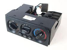 Genuine Subaru Legacy MK3 (98-03) Manual Heater Control Unit (OE# 72311AE020)