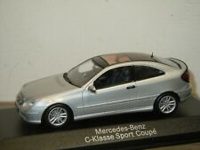 Mercedes C-Klasse Sport Coupe - Minichamps 1:43 in Box *37417