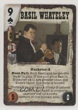 1998 Deadlands Doomtown CCG - Episode 4 Basil Whateley rs0