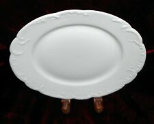 Haviland China MARSEILLE (ALL WHITE) Bread & Butter Plate 6 1/4""