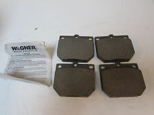New listing Wagner ThermoQuiet Pd161 Ceramic Disc Pad Set, Front (H124742)