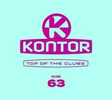 KONTOR = Top Of The Clubs 63 = Harris/Antoine/EDX/Avicii...=3CD= groovesDELUXE!