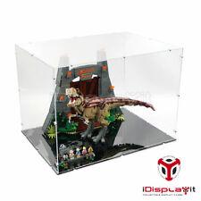 Acryl Vitrine für Lego 75936 Jurassic Park: T.rex Rampage - NEU