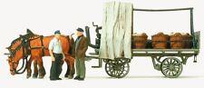 Preiser 30449 - Rollwagen mit Gemüseladung - H0/ 1:87