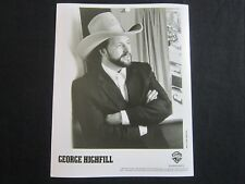 GEORGE HIGHFILL—1987 PUBLICITY PHOTO*