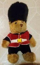 Keel Toys Buckingham Palace Guardsman Plush British Plush Teddy Bear