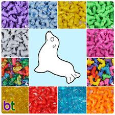 24pcs BeadTin 25mm Rhino Pony Beads Style choice