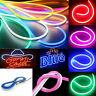 3M Neon Flex LED Strip Rope Light Waterproof DC 12V Outdoor Garden Tree Lighting