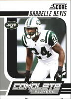 2011 Score Football Insert/Parallel Singles (Pick Your Cards)