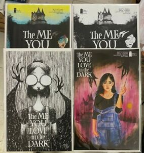 THE ME YOU LOVE IN THE DARK 1 1:25, ROYAL COLLECTIBLES 2ND VARIANT COVER SET NM