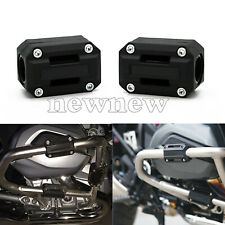 1pair 25mm Motorcycle Engine Frame Bar Protector Guards Ground Crash Slider Pads