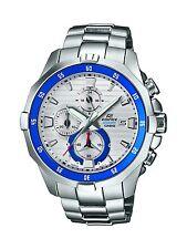 Casio Men's Edifice EFM502D-7A Marine Quartz Chronograph Rotating Bezel Watch