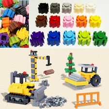 400 Pcs Rich Plastic Kid Puzzle Educational Building Blocks Bricks DIY Toy# adhd