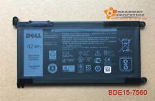 Original Battery DELL Inspiron 15- 5567 5568 13 7368 5368 7569 7579 7560 WDX0R