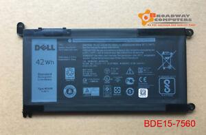 Genuine WDX0R Battery Dell Inspiron 15 5565 5567 5568 5570 5575 5578 5579 5580