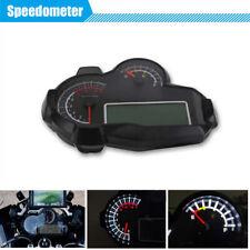 12V Motorrad Roller Tachometer Kilometerzähler Anzeige km / h mph Sunproof Gauge