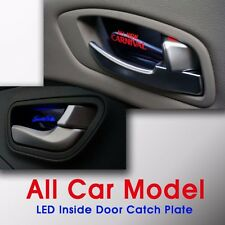 LED Inside Door Catch Plate 4p For GM Chevy Holden Deawoo All New Malibu 2017